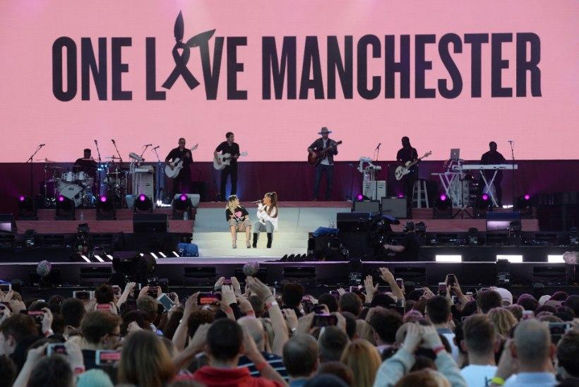 Ariana Grande kuulutatakse Manchesteri aukodanikuks