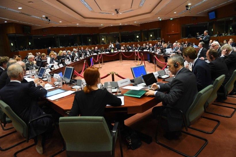 Euroopa Liidu eesistumine – puust ja punaseks
