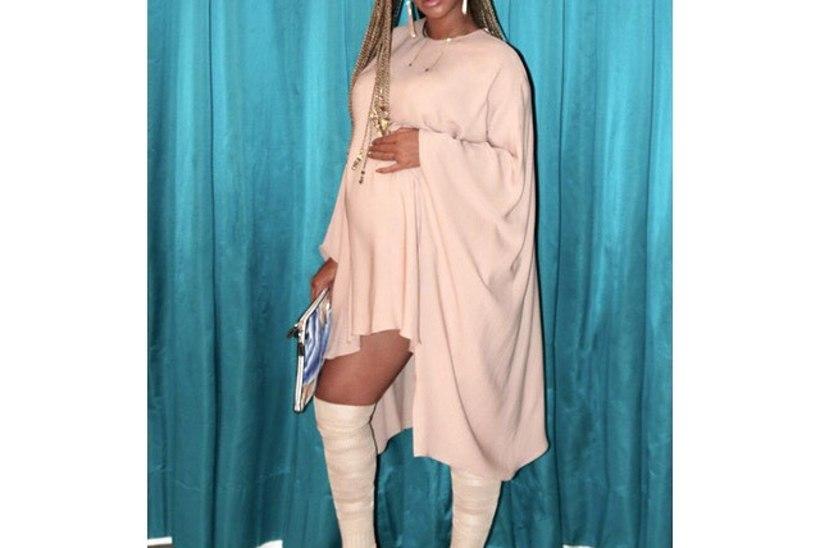 Kas Beyoncé on kaksikutega juba maha saanud?!