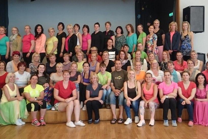 Liikumisõpetajate suvekool andis uusi ideid laste liikumisharrastuse edendamiseks