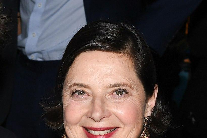 Legendaarne kaunitar Isabella Rossellini saab vanaemaks
