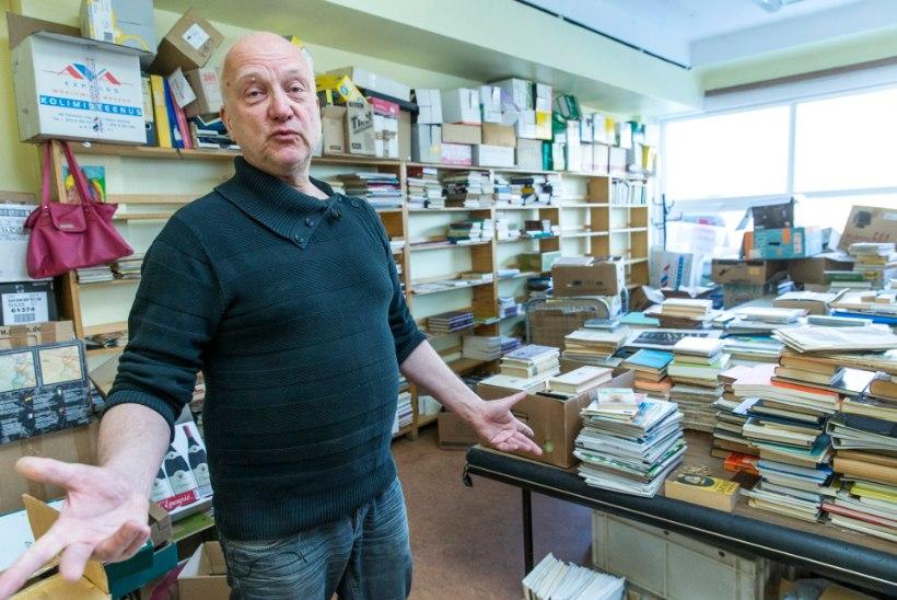 ANNAME NÕU: kuhu viia seisma jäänud raamatud? Prügikast on viimane koht!