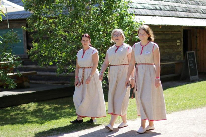 GALERII | Hapukurk ja saiamoos, Seto Folk käib täies hoos!
