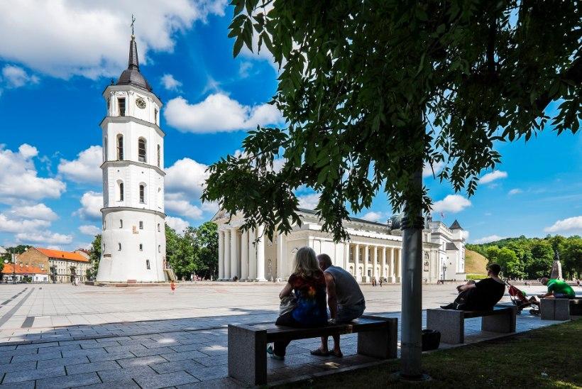 Vilniusest leiab vürstlikku suursugusust, boheemlust ja ka hüva õlut