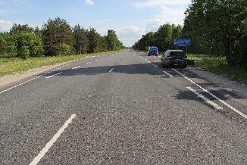 AITA LEIDA! Politsei otsib liiklusõnnetuse põhjustajat