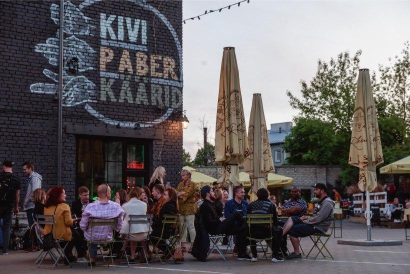 KUI MUIDU EI NÄKKA | Telliskivi loomelinnak muudeti üheks ööks vallaliste armupesaks