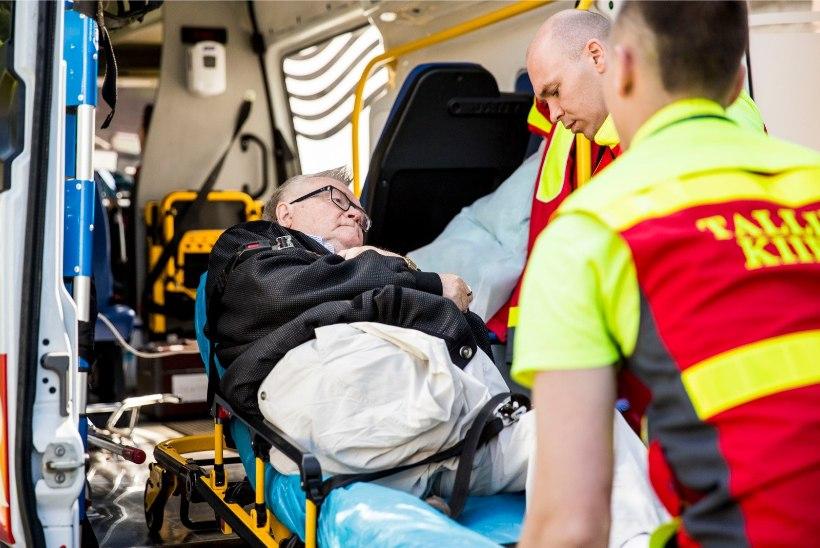 Edgar Savisaar lubati nädalavahetusel haiglast koju