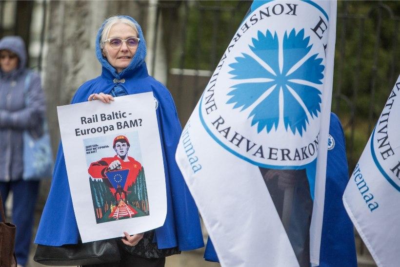 Inga Raitar | Rail Balticu vastased on Moskva käsilased?