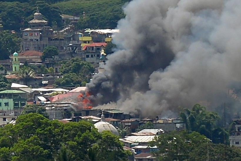 Filipiinidel Islamiriigi eest põgenenud kristlane: ''Eesmärk on linna puhastamine''