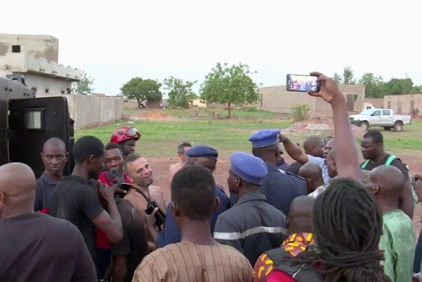 Rünnak Mali luksuskuurordis: vähemalt kaks inimest hukkus