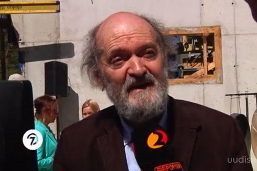 TV3 VIDEO   Arvo Pärt asetas omanimelisele keskusele nurgakivi