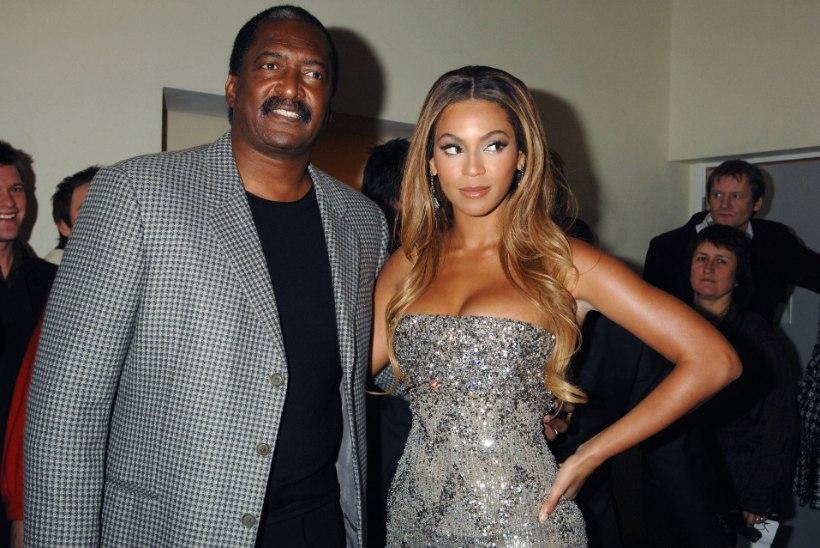 Beyoncé isa ajas kaksikute sünnist teatades oma tütre fännid marru