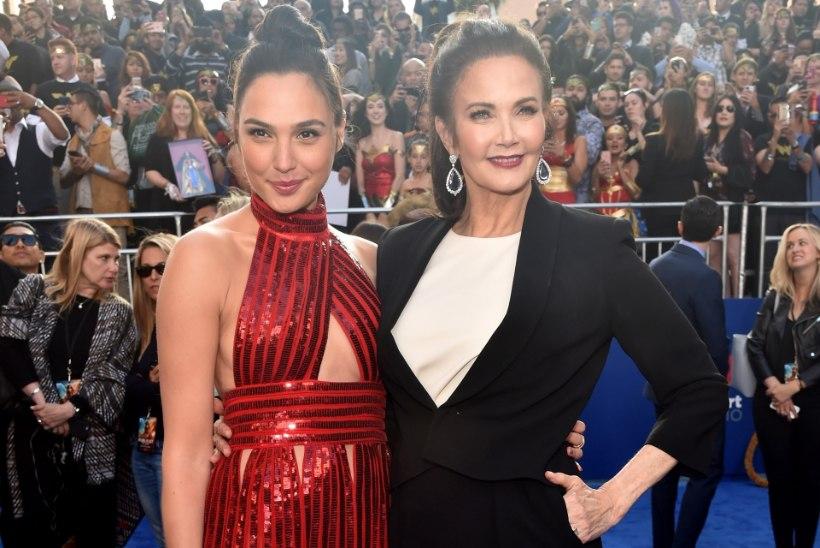 IMELUGU: kumb Wonder Woman on 32, kumb 65?!