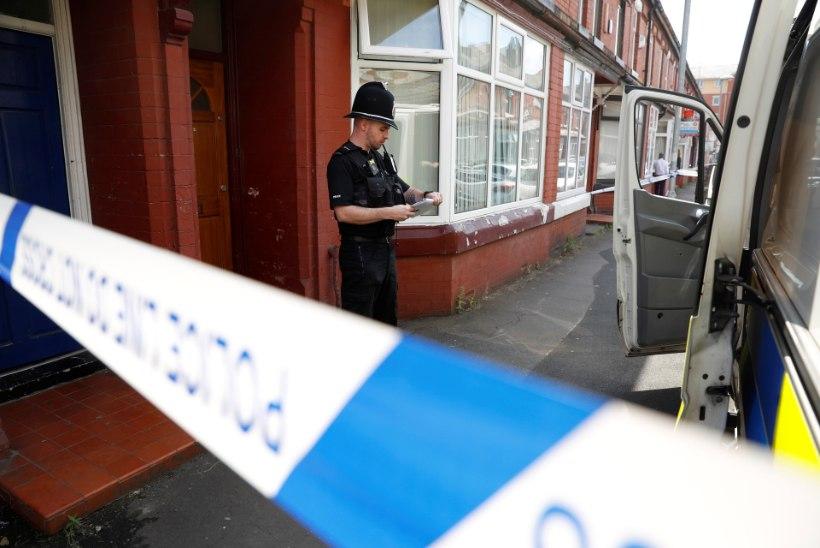 Leiti auto, mis võib Manchesteri terrorirünnaku uurimises ülioluliseks osutuda