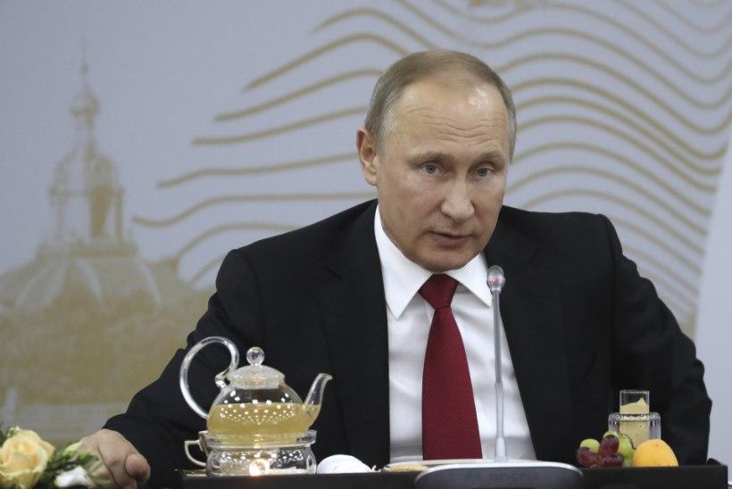 """Putin USA taandumisest kliimakokkuleppest: """"Ärge muretsege, olge rõõmsad!"""""""