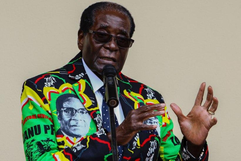 93aastane Zimbabwe president loodab tulevastel presidendivalmistel võita noorte hääled