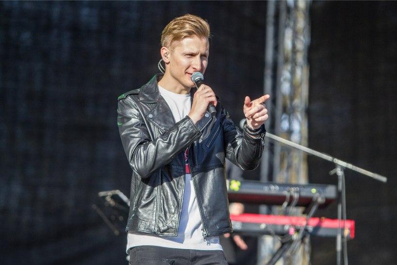 Karl-Erik Taukar annab Saku suurhallis elu suurima kontserdi