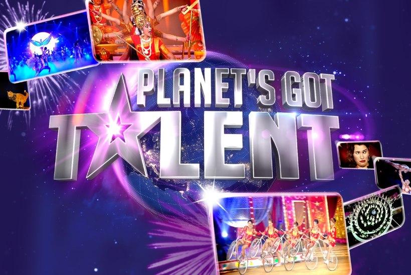 Maailma kõige hämmastavamad trikid ja artistid tänasest Kanal 2 ekraanil!