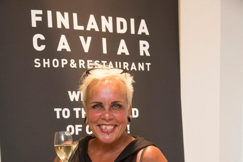 PILDID    Killuke luksust Tallinna vanalinnas kalamarja- ja šampanjasõpradele