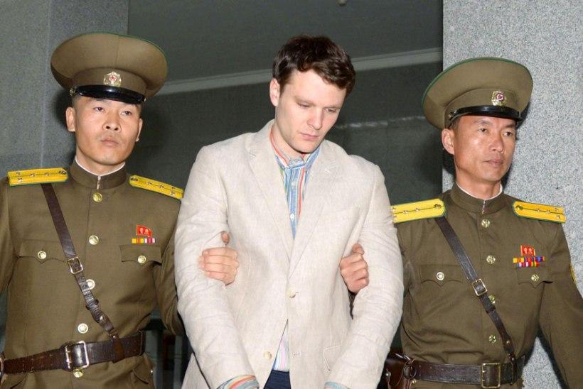 Trump süüdistas tudengi surmas Põhja-Korea jõhkrat režiimi