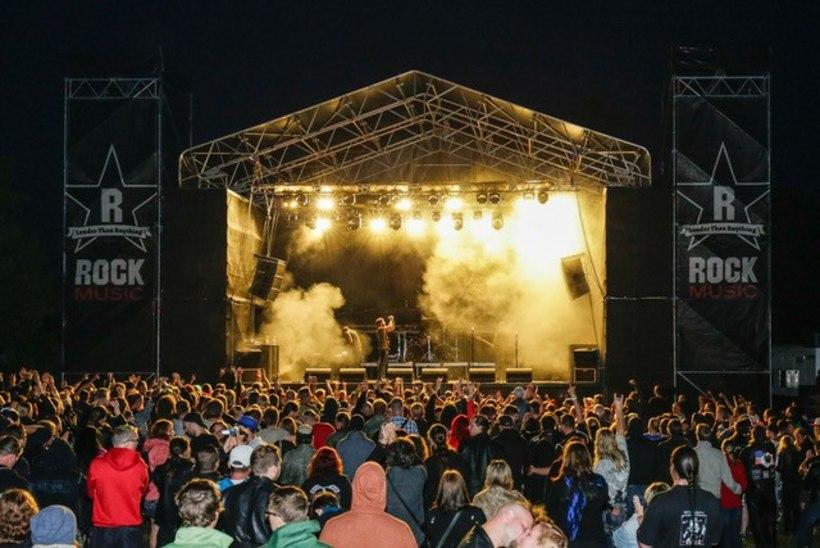 Hard Rock Laager avalikustas tänavuse festivali ajakava