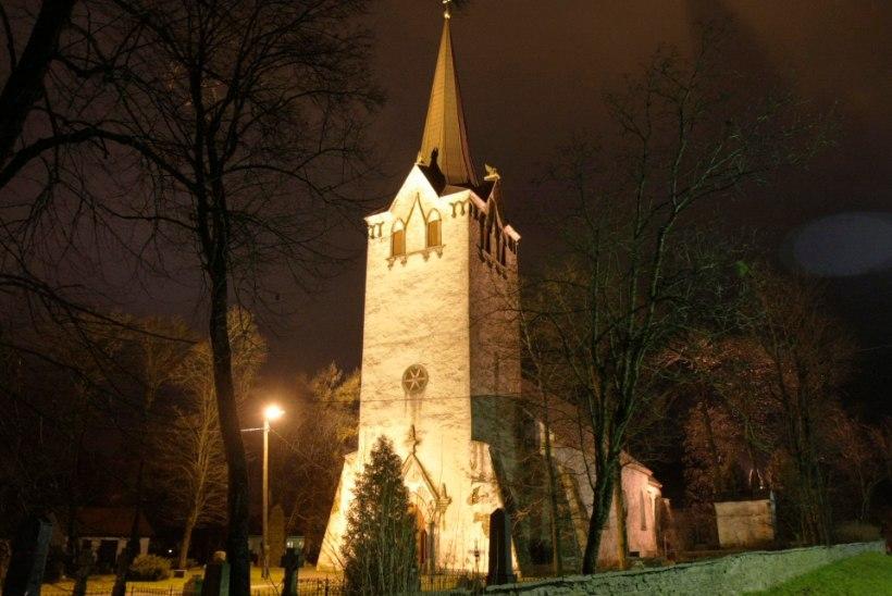 Keila kirik palub huligaanide tõrjumiseks abi