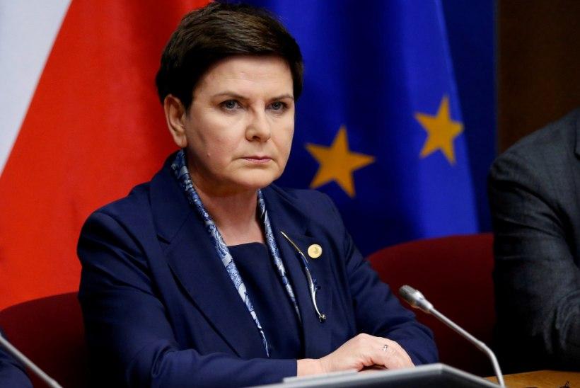 Poola peaminister ajas Auschwitzis pagulasvastast poliitikat
