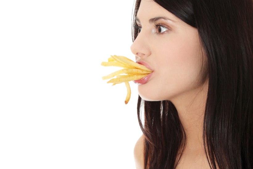 Tohoh! Pidev friikartulite söömine võib kaasa tuua enneaegse surma