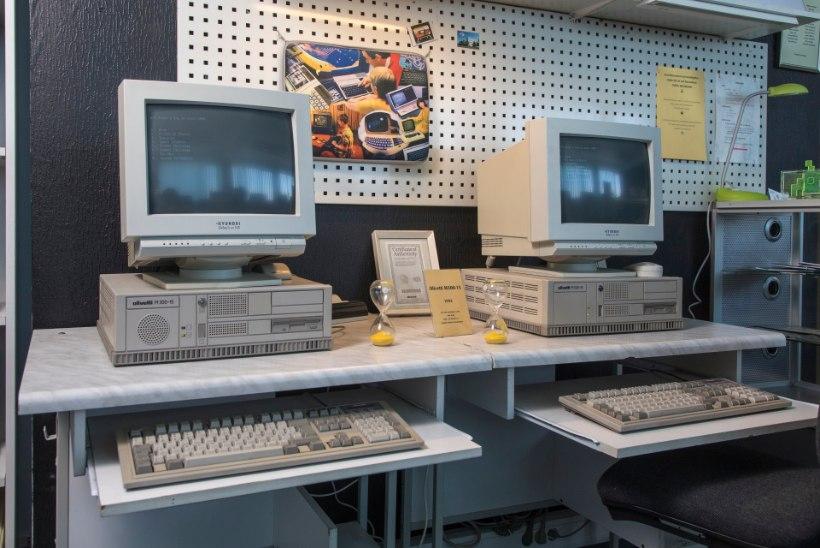 87634832aa4 Vanad arvutid, millel on tõsine jäävväärtus   Linnaleht