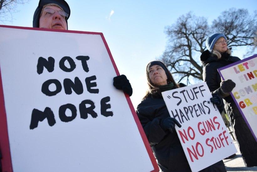 AMEERIKA UNISTUS? Colorado osariigis saavad õpetajad relvad kätte