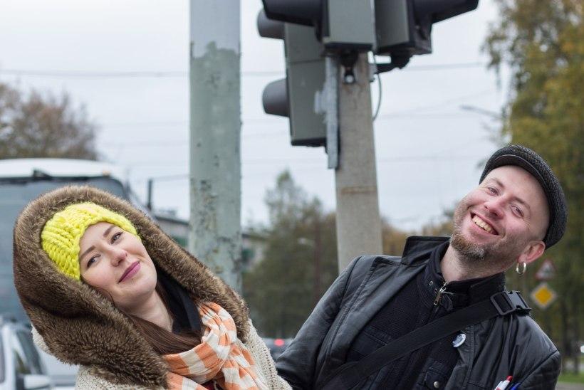Jürgen Rooste ja Sveta Grigorjeva: luuletame väga erinevalt, üks palju ja kiiresti, teine vähe ja aeglaselt
