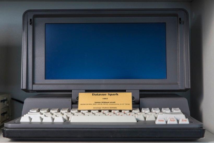 3e7af97d44c Vanad arvutid, millel on tõsine jäävväärtus. Sülearvutid ...