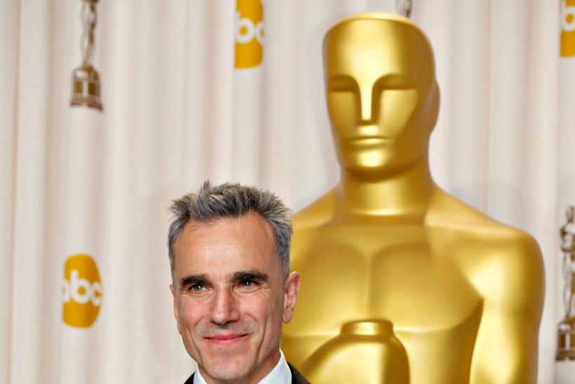 Kolmekordne Oscari-võitja Daniel Day-Lewis teeb näitlemisega lõpparve