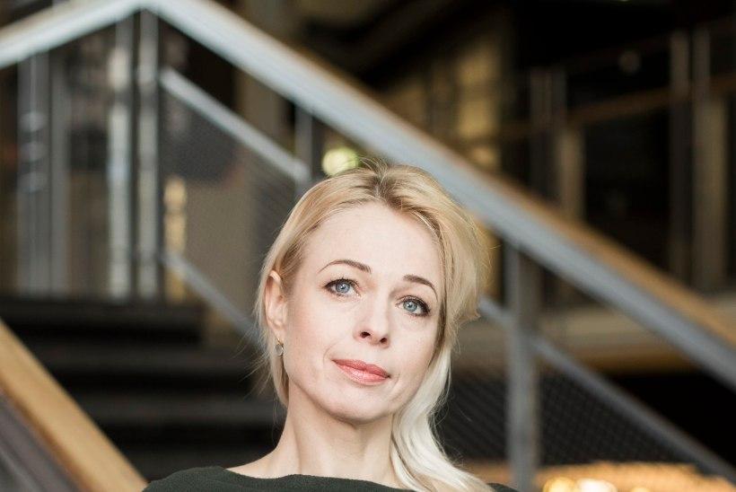 Estonia teater jätab baleriin Age Oksa tööta