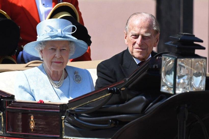 Prints Philip viidi haiglasse