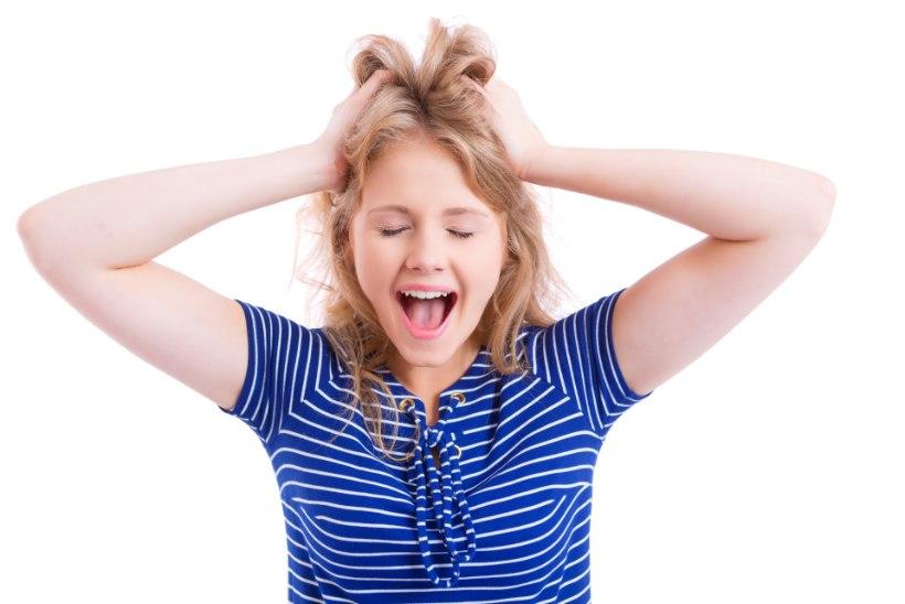 ÕUDNE: kas sa tead, mida stress su kehaga teeb?