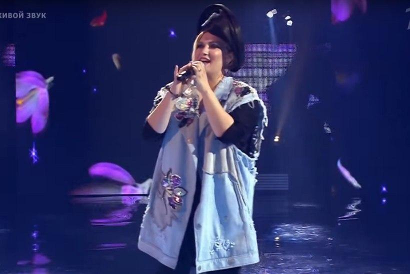 Sofia Rubina võitis Venemaa telesaates 300000 rubla!