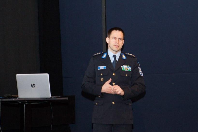 Politseiameti peadirektor Elmar Vaher: Eesti terrorist on roolijoodik
