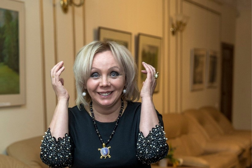 Ilona Kaldre: ma ei kavatse selgeltnägemisest loobuda, ajakirjanik mõistis mind vääriti!