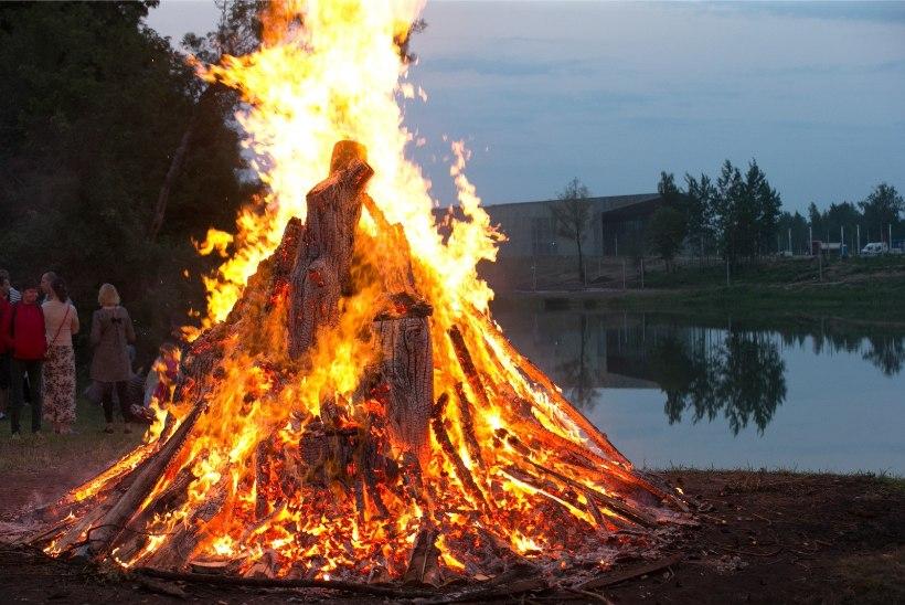 TURVALIST JAANIPÄEVA: tee tuld ohutult, pea napsuga piiri ning veele minnes kanna päästevesti