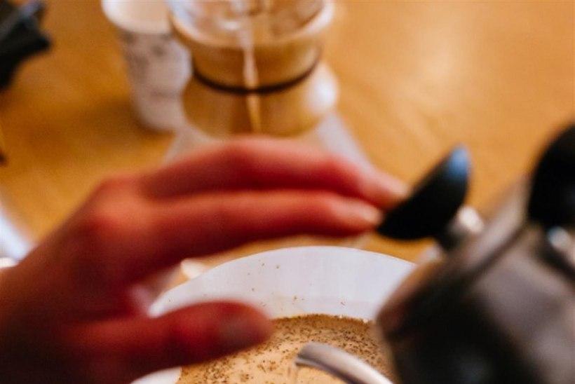 Eestit külastas maailma kalleima kohvisordi farmer El Salvadorist