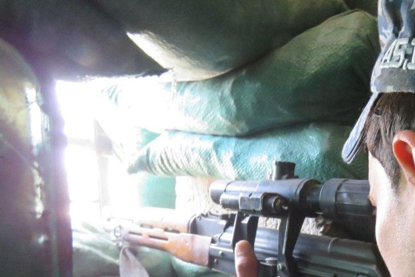 MAAILMAREKORD: Kanada snaiper tappis Islamiriigi sõdalase ligi 3,5 kilomeetri kauguselt