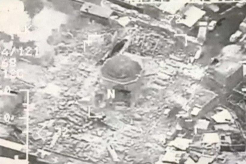 Iraak: Mosuli mošee lasti õhku
