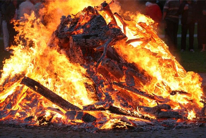 ÄRA MÜRGITA END JAANITULEGA: Jäätmete põletamine lõkkes mürgitab tervist ja keskkonda