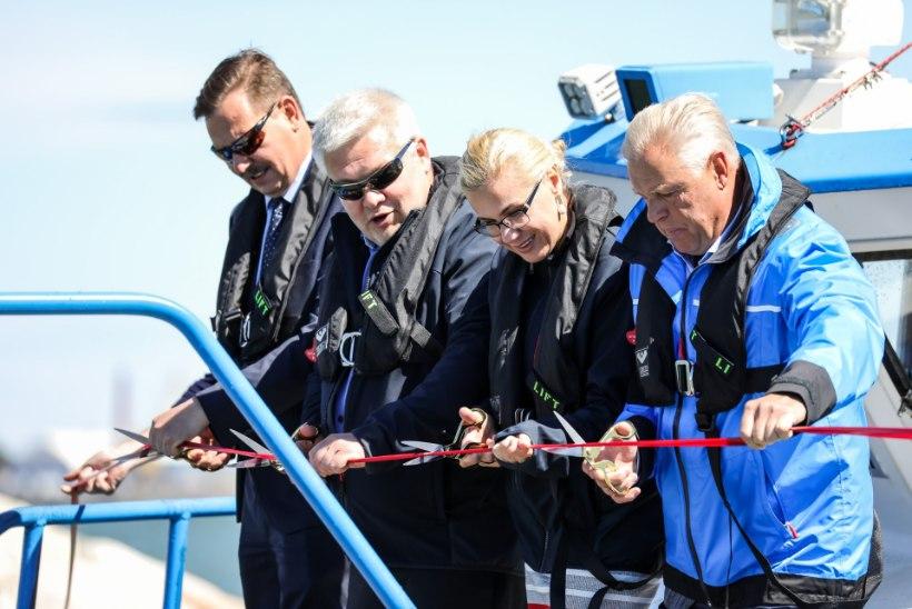 FOTOD | Kakumäel avati pidulikult uus merenduskeskus, omanikud investeerisid projekti 21 miljonit