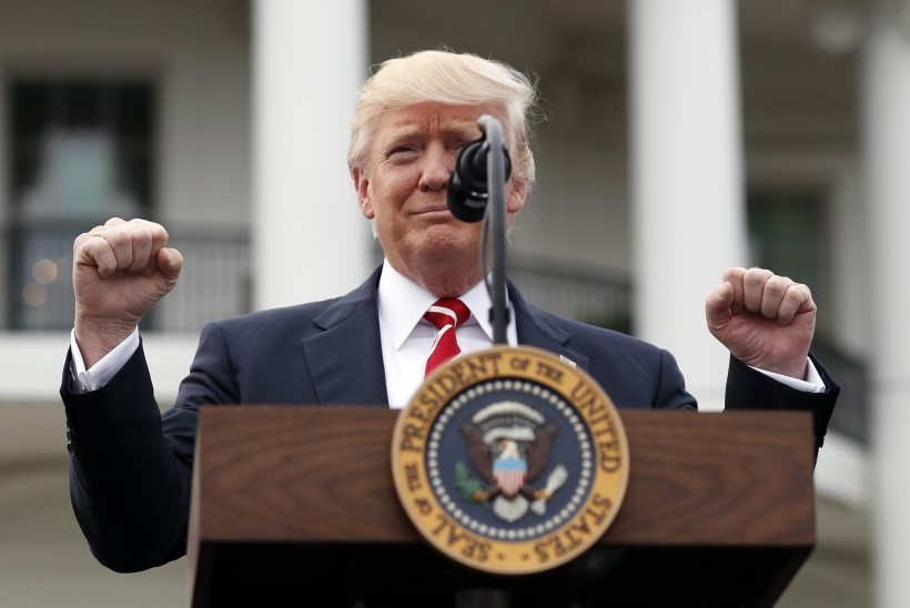 PIINLIK! Trump tahtis luua seaduse, mis on kehtinud juba 20 aastat