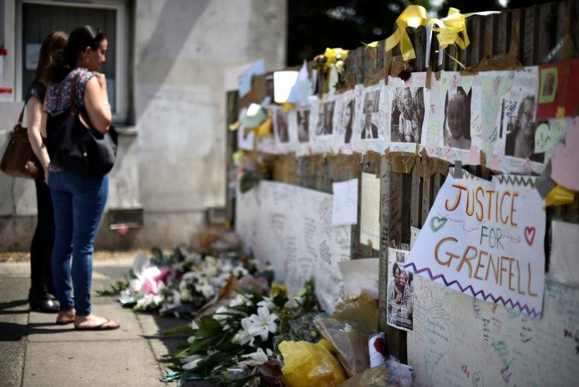 27 tornmaja Inglismaal on ohutuskontrollis läbikukkunud