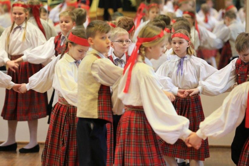 MÄLUMÄNG | Noorte laulu- ja tantsupidu jõuab ETV kaudu kõigi kodudesse