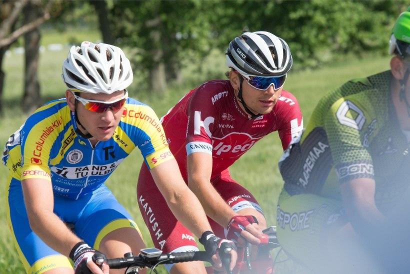 ÕHTULEHE VIDEO ja GALERII | Rein Taaramäe: olen pigem rahul, et jään Tour de France'ilt eemale