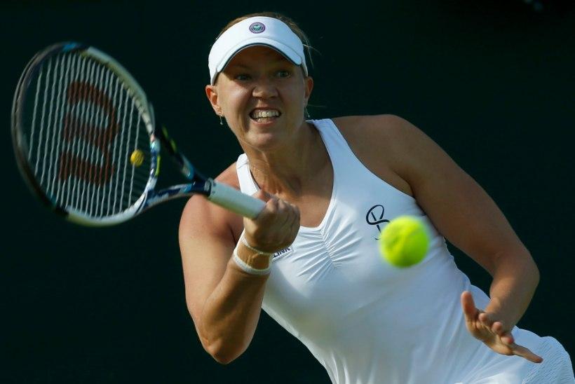 Kaia Kanepi mängib sel nädalal Wimbledoni kvalifikatsioonis